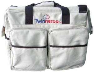 The Twinneroo Is Diaper Bag Especially Designed For Twins By A Twin Mom Herself This Ious Contains Two Separate Compartments That Allows