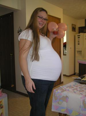 34 Weeks With Twin Girls