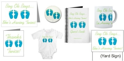 Have A Twin Baby Shower Shop Themes Get Ideas