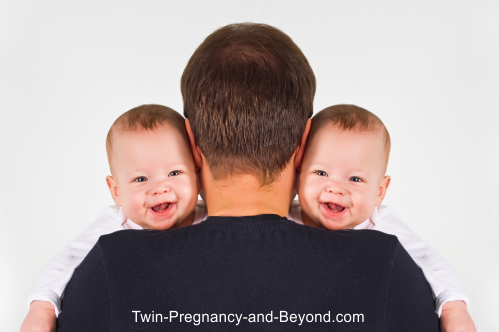 a father of twins perspective on the first year