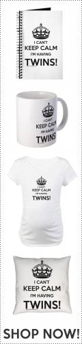 I Can't Keep Calm I'm Having Twins!