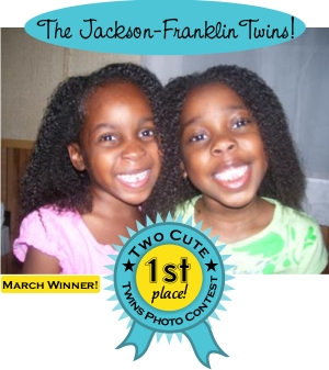 Twin Contest Winner