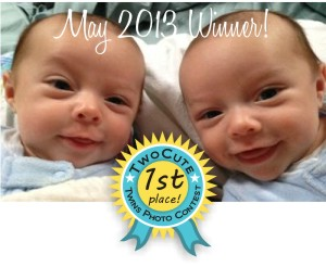 Twin Contest Winner