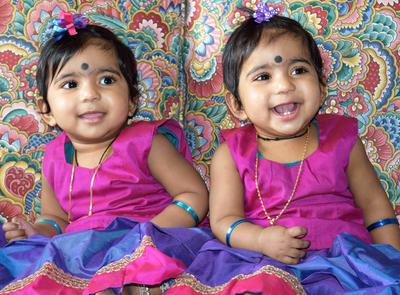 Lil' twin fairies
