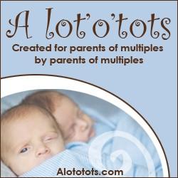 Alototots.com logo