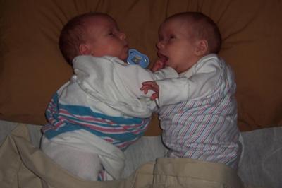 Michael and Rylan