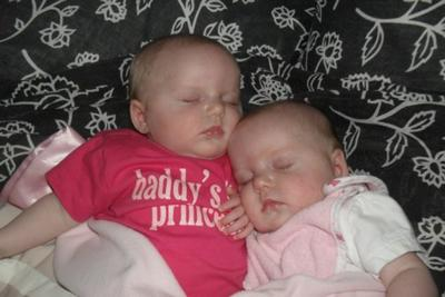 Sisters Snoozing :-) x