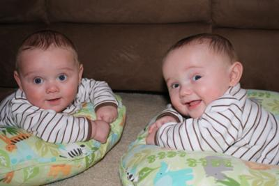 Landon & Owen - Grins Galore