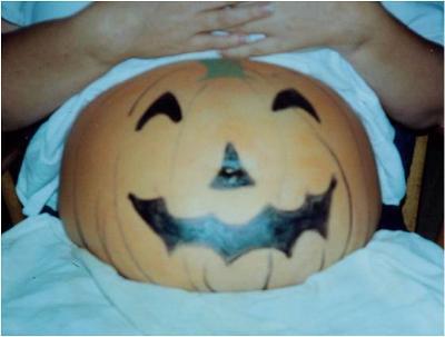Pumpkin Belly - 6 Months