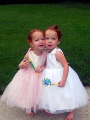 Ivy Adale' & Adisyn Ilyse ... Celebrate Turning Two