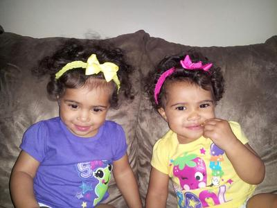 Layla and Aida