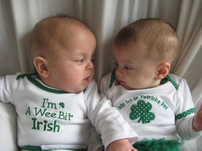 Our First St Patricks Day