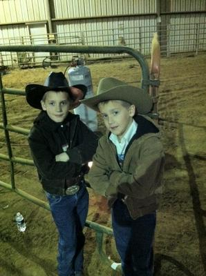 Ready for the rodeo! =)