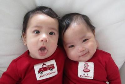 Mason and Riley