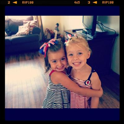Our little firecrackers!!