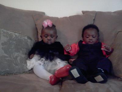 1st Christmas - Daviana & David