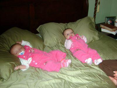 Sweetie Pie Twin Girls