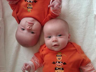 Our first Halloween!!