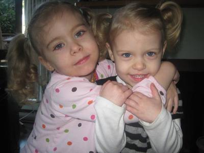 Addison & Olivia (2.5 yrs)