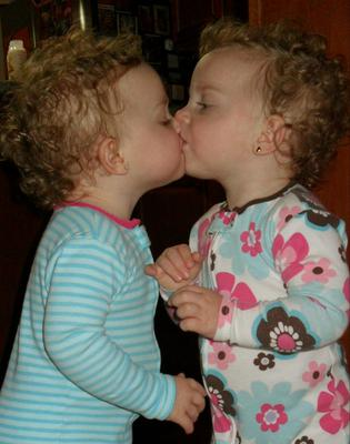 Sisterly Love...Gemma and Lilah