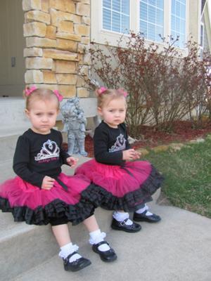 Kaylee and Kaitlyn