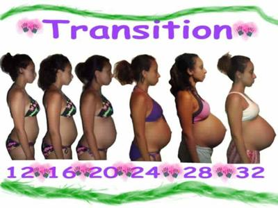 Twin Belly Transition