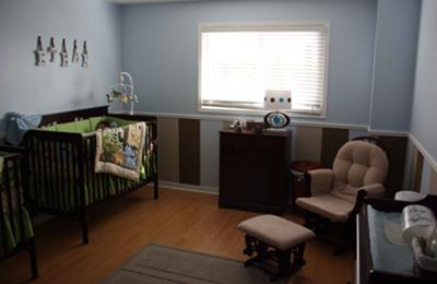 Twin Boys Nursery