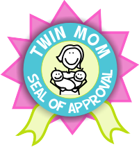 Twin Mom Seal Of Approval