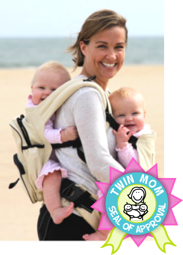 790b48cd8 Twin Baby Carriers - Some Great Options for Parents of Twins