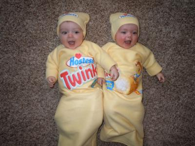 TwoCute™ Twins Halloween Costume Contest - October 2011 Winner!  sc 1 st  Twin Pregnancy and Beyond & TwoCute Halloween Costume Contest 2011