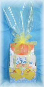 Perfect For A Twin Baby Shower Birthday Or To Bring The Hospital New Babies And Proud Parents