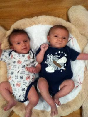 Brotherly Love - Identical Twins