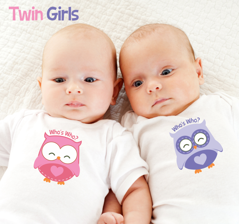 7c018b2b955b6 With a wide range of prices and the largest selection of coordinating  onesies and t-shirts for twins, it's one you'll definitely want to browse!