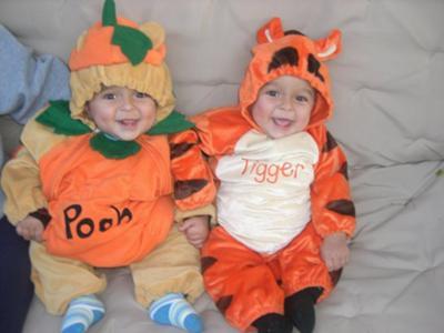 Pooh & Tigger too!