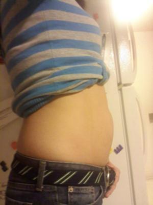 My Pretty Twin Belly