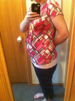 19 weeks with twins!