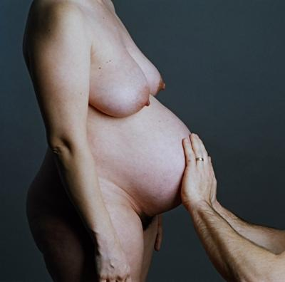30 weeks (nude)