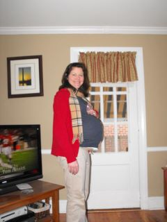 36 Weeks, 5 Days - B/G Twins