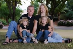 Darmon family with twins