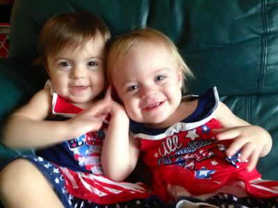 Happy 4th of July from these 2💕