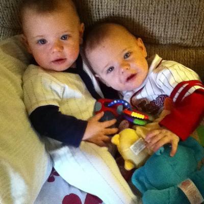 Avery & Xavier