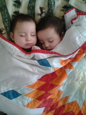 Nap Time Together