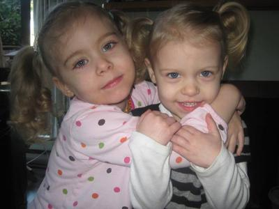 Addison & Olivia (2.5 yrs)